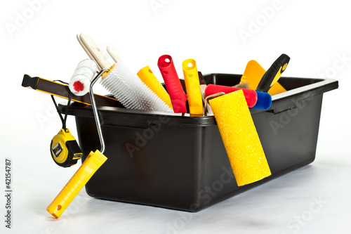 Many construction tools