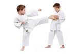 Fototapety Karate kids