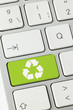 recycling keyboard