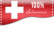 100% Swissness