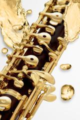 gold oboe