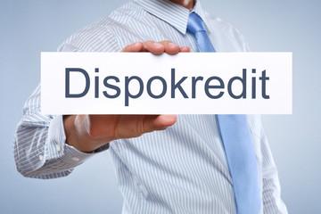 Dispokredit