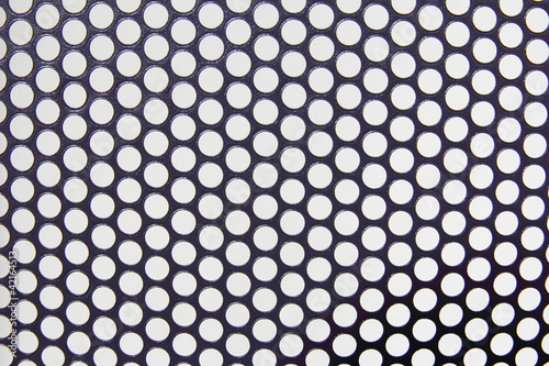 Metal texture   pattern with holes