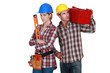 Couple with tools
