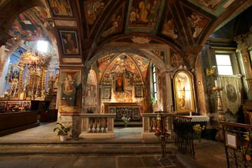 Chiesa di San Gaudenzio  - Baceno VB