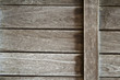 Closeup shot of old wooden wall