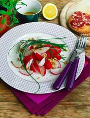 Radishes Salad