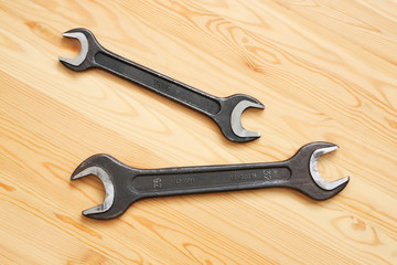 Two spanners