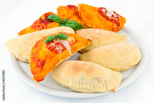 calzoni ripieni-pizza