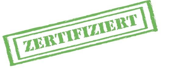 tampon zertifiziert