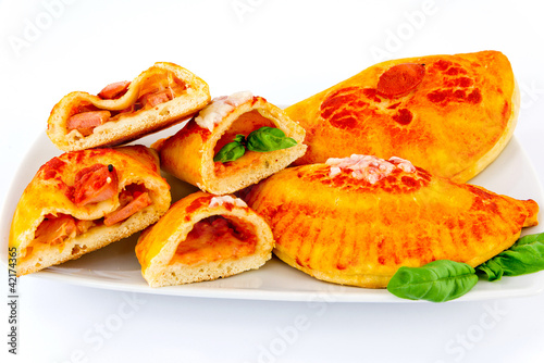 turnovers stuffed open