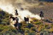 Leinwandbild Motiv Cowboy's Dream