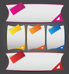 banner design for web layout