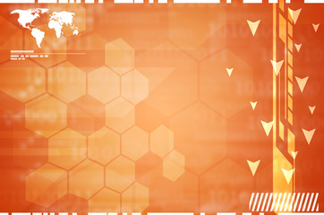 A Global Business Abstract Background Art Texture