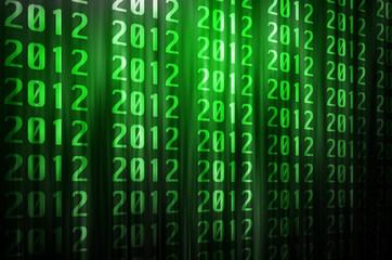 2012 matrix background