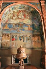 Modena, Duomo, battistero