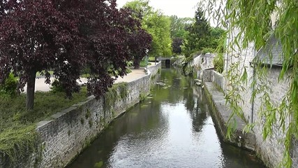 Bayeux - Rives de l'Aure
