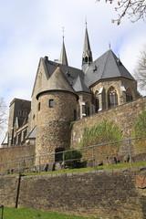 Olpe, Sauerland, Kirche St. Martinus, Engelturm