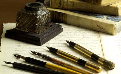 Utensili per la scrittura