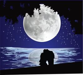 orizzonte notturno