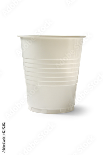 cup, disposable