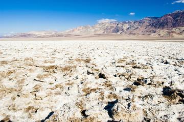 Devil´s Golf Course, Death Valley National Park, California, USA