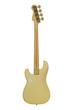 Vintage Bass Guitar back