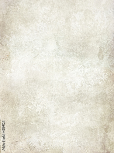 Leinwandbild Motiv Grungy light beige background