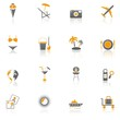 16 Symbole Urlaub