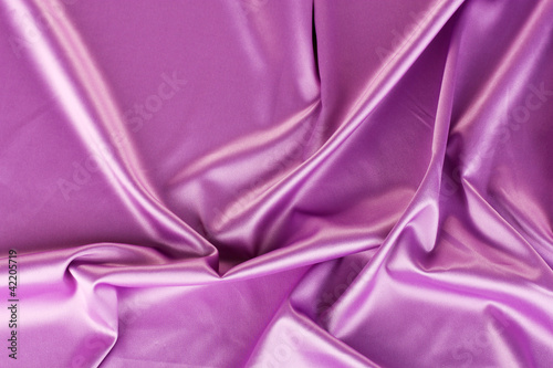 violet silk drape, background
