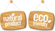 Eco friendly and Natural product wooden boards.