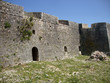 Ali Pasha turkish fort at Himara village, Albania