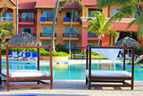 Vibrant Cabana Pool Resort