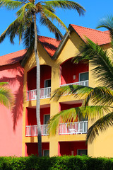 Florida - Brightly Colored Buildings