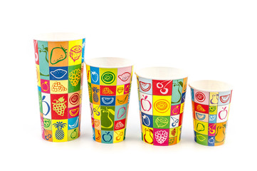 Refreshment Paper cups