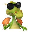 Cool dragon