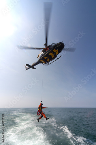 Search and Rescue Training - 42223913