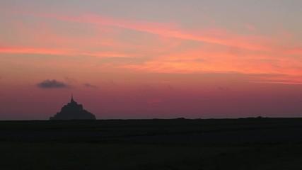 Mont saint-Michel - Normandie - France
