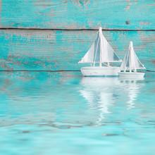 Deux Segelboote h Plus d'
