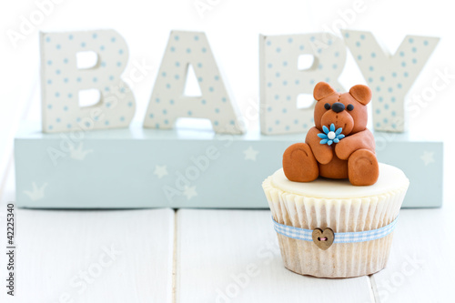 Fototapeten,cupcake,cupcake,baby shower,baby