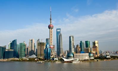 view of China shanghai
