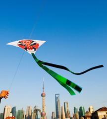 shanghai and Chinese peking opera