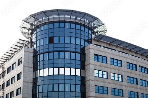 modernes Bürogebäude - Büro