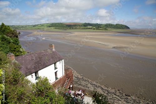 Dylan Thomas Boat House, Laugharne