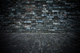 brickwall as background