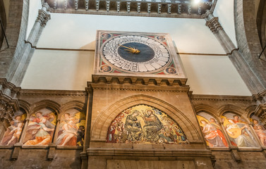 Duomo à l'intérieur