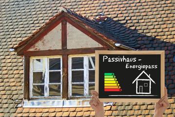 Umbau - Altes Haus