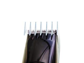 shaver with razor comb