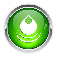 bouton internet drop of water.