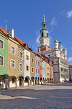 Rynek, Poznań, Polska